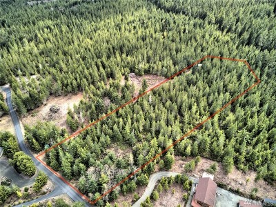 Lilliwaup Residential Lots & Land For Sale: 835 N Hamma Ridge Dr