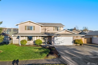 Sumner Single Family Home Contingent: 6413 152nd Ave E