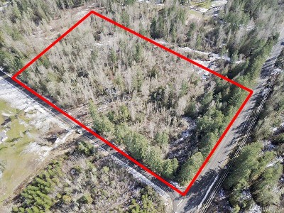 Eatonville Residential Lots & Land For Sale: 5502 384th St E