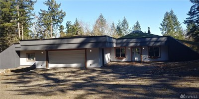 Thurston County Rental For Rent: 16534 Bald Hill Rd SE