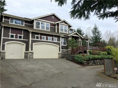 Lynnwood Single Family Home For Sale: 19206 11th Place W