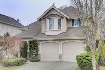 Mukilteo Single Family Home For Sale: 11775 Hartford Wy