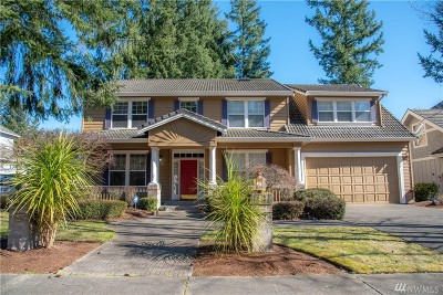 Lacey Single Family Home For Sale: 3524 Barklay Dr NE