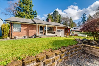 Chehalis Single Family Home For Sale: 1472 SW Grandview Ave