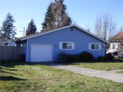Everett Multi Family Home For Sale: 1518 Virginia Ave #A, B