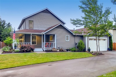 Puyallup Single Family Home For Sale: 3201 15th Ave SE