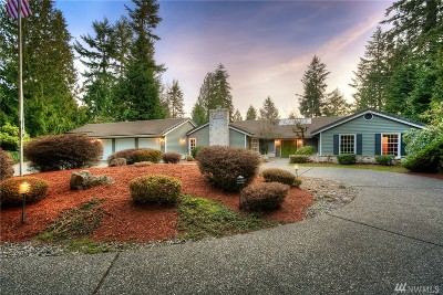 Issaquah Single Family Home For Sale: 19813 SE 123rd St