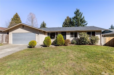 Bothell Single Family Home For Sale: 15136 110th Ave NE