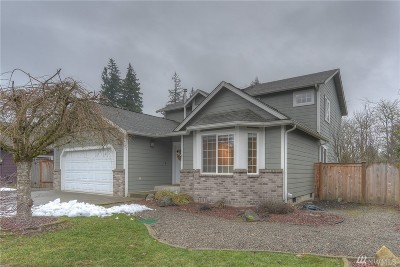 Tumwater Single Family Home Pending Inspection: 555 47th Ave SE