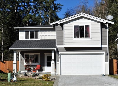 Olympia Single Family Home Pending Inspection: 1827 Cyrene Dr NW
