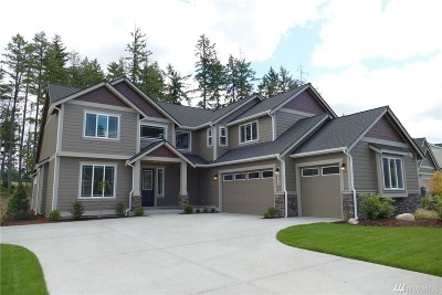 Lacey Single Family Home For Sale: 4316 Bogey Dr NE #Lot47