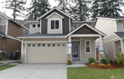 Olympia, Tumwater, Lacey Single Family Home For Sale: 4249 Dudley Dr NE #Lot54