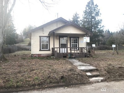 Bucoda Single Family Home For Sale: 309 S Main St