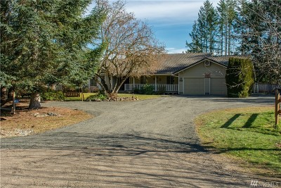 Olympia Single Family Home Pending Inspection: 8536 Rich Rd SE