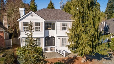 Woodinville Single Family Home For Sale: 16321 124th Place NE