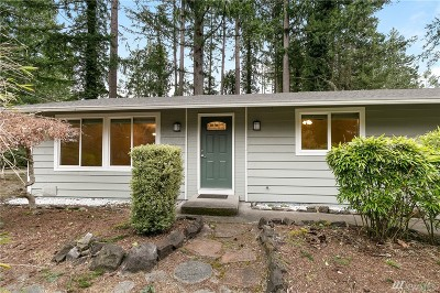 Gig Harbor Single Family Home For Sale: 5402 Huntwick Dr NW