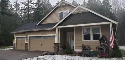 Yelm Single Family Home Pending Inspection: 12230 Elk Heights Lane SE