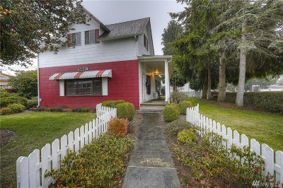 Single Family Home For Sale: 5847 S Pine St