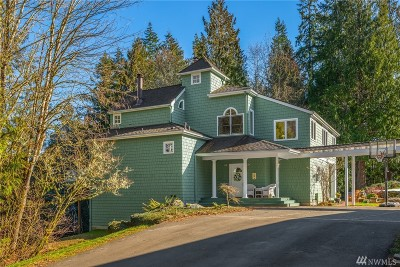 Redmond Single Family Home For Sale: 27927 E Main St