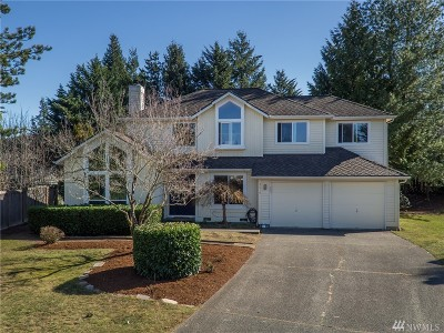 Sammamish Single Family Home For Sale: 4610 246th Place SE