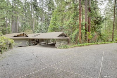 Bellevue Single Family Home For Sale: 3802 127th Ave NE