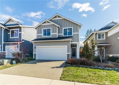 Bothell Single Family Home For Sale: 17725 39th Dr SE