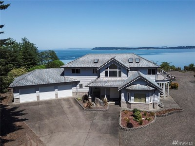 Port Ludlow WA Single Family Home For Sale: $799,900