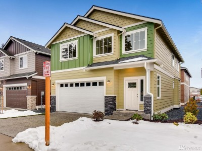 Lynnwood Condo/Townhouse For Sale: 16033 2nd Place W #3