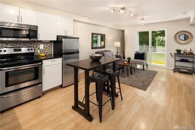 Condo/Townhouse Sold: 9200 Greenwood Ave N #209