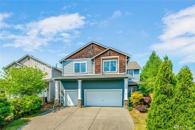 Marysville Single Family Home For Sale: 7115 35th Place NE