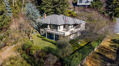 Edmonds Single Family Home For Sale: 7315 175th St SW