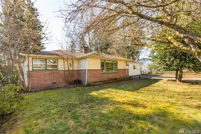 Lacey Single Family Home Pending Inspection: 4807 16th Ave SE