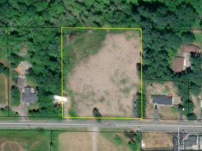 Centralia Residential Lots & Land For Sale: 2107 Cooks Hill Rd