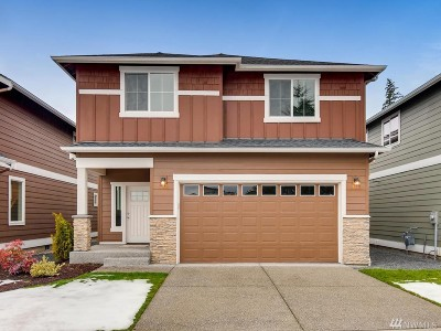 Lynnwood Single Family Home Contingent: 16033 2nd Place W #15