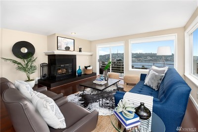 Seattle Condo/Townhouse For Sale: 1028 Lakeview Blvd E #9