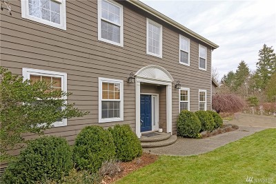 Port Orchard Single Family Home For Sale: 10193 SE Sedgwick Rd
