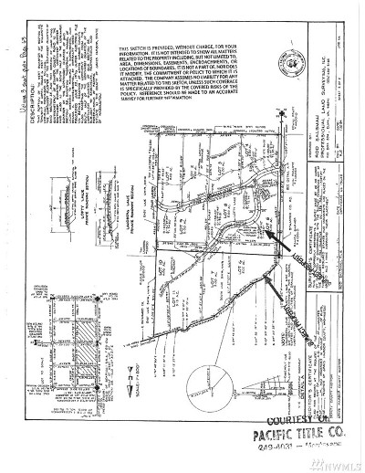 Elma Residential Lots & Land For Sale: Hot Dog Lane