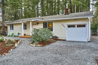 North Bend, Snoqualmie Single Family Home For Sale: 14433 445th Ave SE