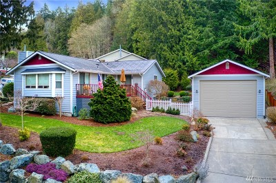 Anacortes Single Family Home Pending Inspection: 4201 Tyler Wy