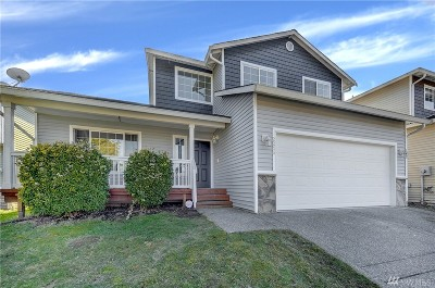 Lynnwood Single Family Home For Sale: 2216 189th Place SW