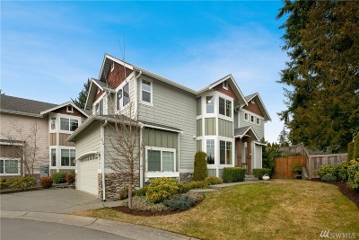 Everett Condo/Townhouse For Sale: 7510 Broadway #1