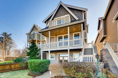 Woodinville Single Family Home For Sale: 12450 NE 171st Ct