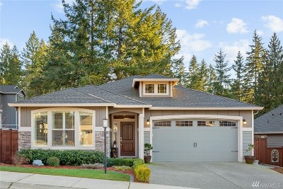 Gig Harbor Condo/Townhouse Pending Inspection: 5412 67th St Ct NW