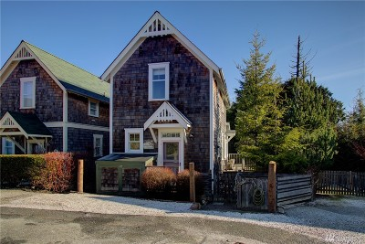Grays Harbor County Single Family Home For Sale: 43 Lily Lane