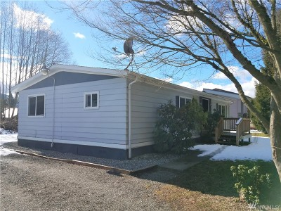 Sedro Woolley Single Family Home Sold: 24698 Orchard Lane