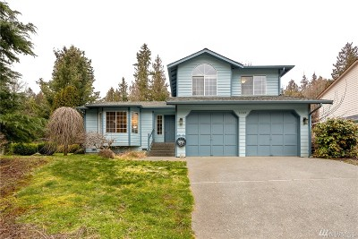 Lake Stevens Single Family Home For Sale: 11527 26th Place SE