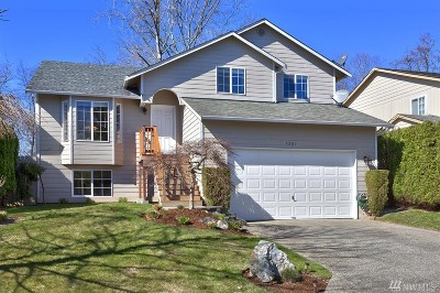 Sultan Single Family Home For Sale: 1201 Loves Hill Dr