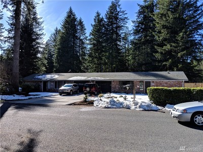 Olympia Multi Family Home For Sale: 6825 Neylon Dr SW #A & B