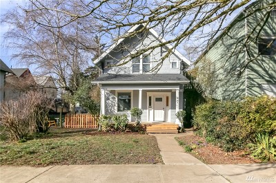 Tacoma Single Family Home For Sale: 716 S Sheridan Ave