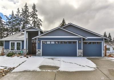Everett Single Family Home For Sale: 2432 123rd St SE